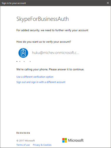 Skype for Business Online PowerShell finally supports Modern