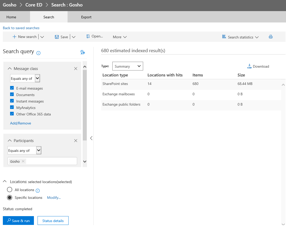 GDPR Data Subject Request (DSR) cases in Office 365 | Blog